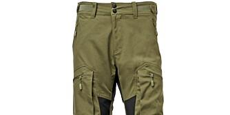 TEST: Om en ser bort fra de varmeste sommerdagene er disse buksene meget gode og slitesterke allroundere som kan brukes gjennom store deler av året.