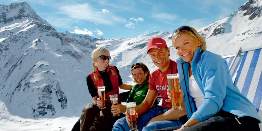 ALPEDRØM: Mange drømmer om en skiferie til alpene. Er du tidlig ute med bestillingen kan det være mange penger å spare.