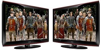 PRISRAS: TV-er har blitt 15-20 prosent billigere så langt i år. Regn med et liknende prisfall framover. Minst.