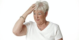 GLEMSK: Alder spiller ikke så stor rolle for hukommelsen, eldre mennesker er ikke mer glemske enn unge.