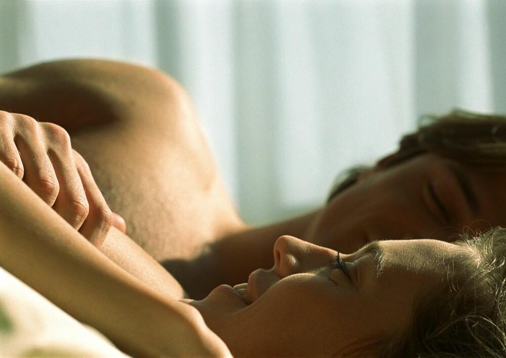 SEKSUELLE PROBLEMER: Dersom orgasmen handler om å prestere, kan det fort oppstå problemer.