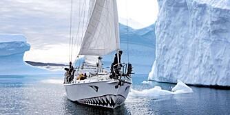 FORSVANT: Seilbåten Berserk er savnet i Sørishavet og redningssentralen på New Zealand har ikke hørt noe siden en av nødpeilerne på båten ble utløst.