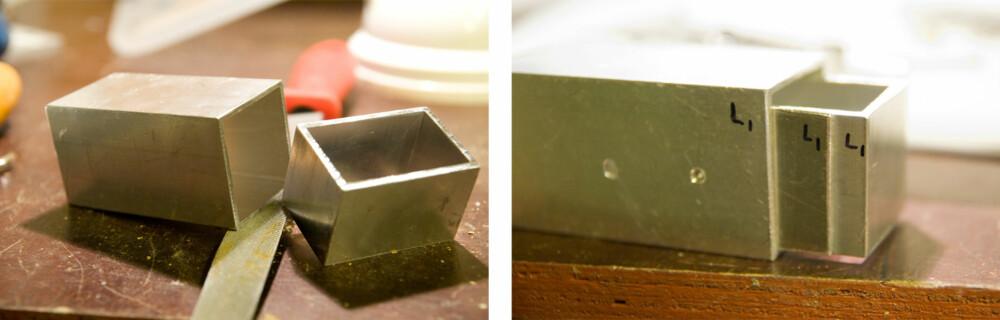 Varme: Husk at du velger et materiale og et design som er i stand til å lede bort varmen fra baksiden av dioden.