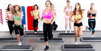 HØYPULSTRENING: Finn ut hva hjertespesialistene tenker om helsegevinsten rundt det å trene med høy puls.