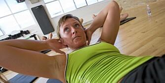 TREN ALENE: Det finnes gode alternativer til å gå på treningssenter.