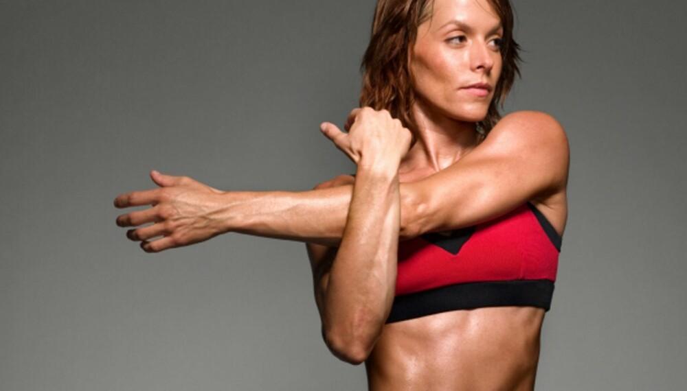 MUSKLER: Det er mange som setter for høye mål for treningen. Da kan resultatene utebli.