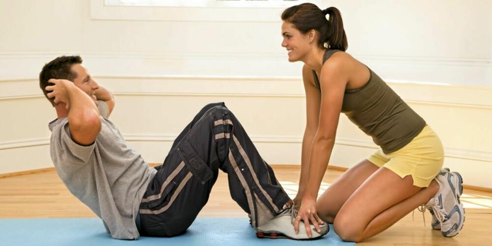 VARIERER: Prisen på en enkelttime med personlig trener varierer fra 420 kroner til 700 kroner.