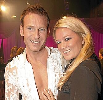 PENT PAR: Carsten har kapret vakre Tonje Kristin Wøllo, som er utdannet fysioterapeut.