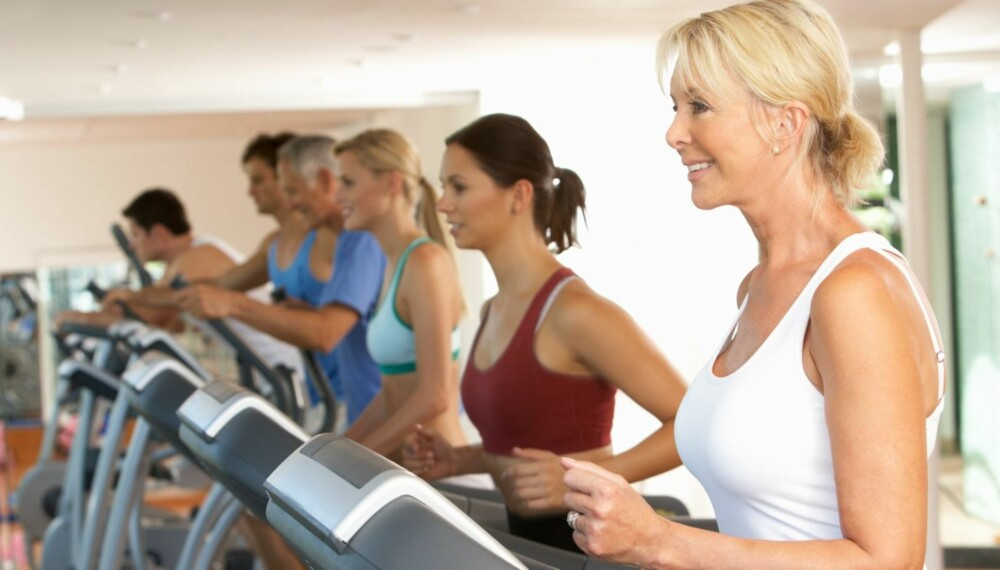 YTEEVNE: Du kan trene opp evnen til å utnytte stress slik at du øker prestasjonen din.