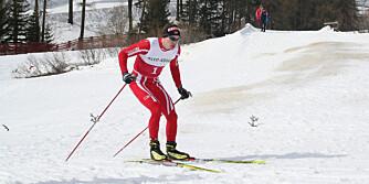INTERVALLTRENING PÅ SKI: Å trene intervaller på ski setter fart på forbrenningen din. FOTO: Sindre Wiig Nordby