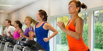 LETTERE: Å løpe på tredemølle er lettere enn å løpe ute. Mindre luftmotstand og et annet fraspark betyr at du må løpe litt annerledes på mølla enn utendørs for å få like god effekt.