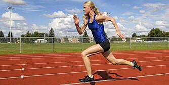 OKSYGENOPPTAK: Oksygenopptaket er viktig for at du skal klare å løpe fort, men det er like viktig at du trener musklene dine til å tåle høyere fart.