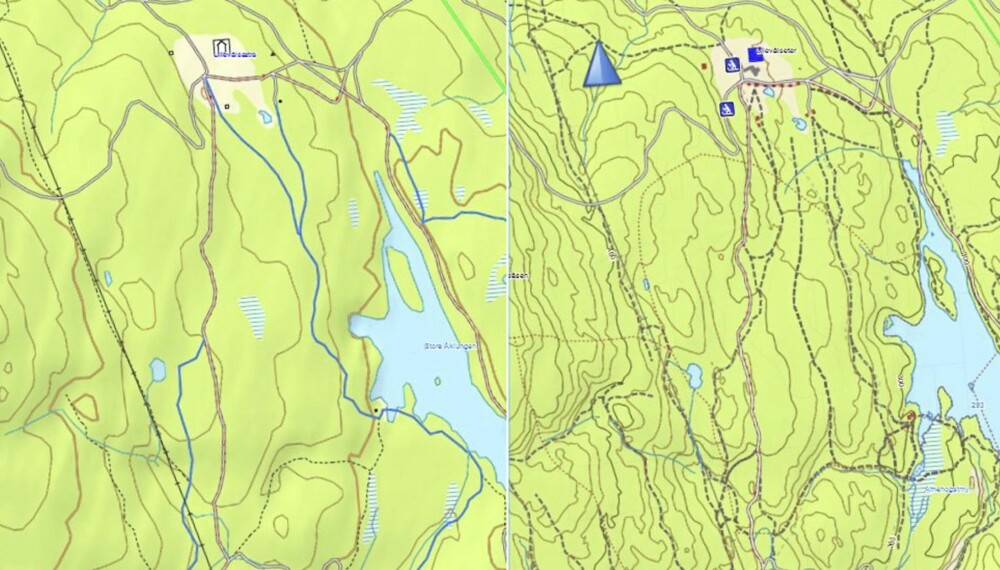 gps kart med eiendomsgrenser Her er Norges beste kart   Guide gps kart med eiendomsgrenser