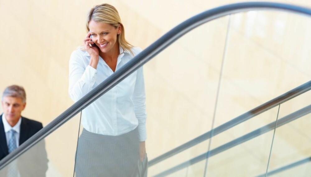HVERDAGSTRIM: Knip rumpeballene mens du står i rulletrappen, heisen eller på T-banen. Det er ett av tipsene til hverdagstrim.