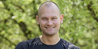 TRENINGSEKSPERT: Erlend Vada er personlig trener på Elixia Majorstuen.
