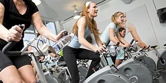 RIKTIG: God sykkelteknikk er kjempeviktig for treningsopplevelsen, sikkerheten og for kroppen sin del. Sykler du med dårlig teknikk, kan du i verste fall pådra deg skader.