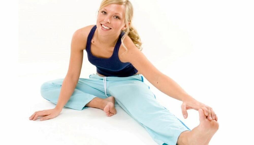 UTFORDRER BINDEVEVET: Hard tøying kan føre til at muskler og ledd trenger mer hvile etter treningsøkten.