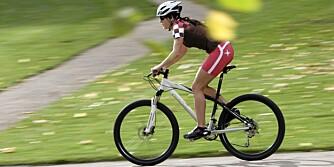 VELG RIKTIG: For å få gode sykkelopplevelser er det viktig at du har valgt en sykkel som er riktig til akkurat deg.