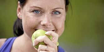 ENERGI: Noe av det viktigste man gjør, er å spise riktig før man drar på treningen.