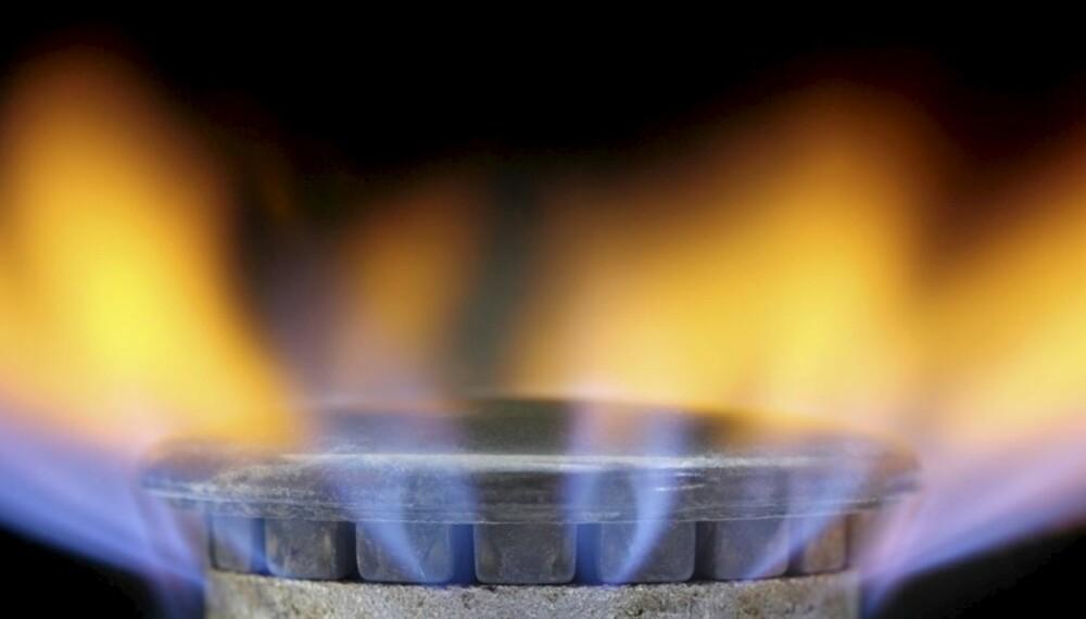 BEST OVER NULL GRADER: Koketiden øker når det er kaldt.