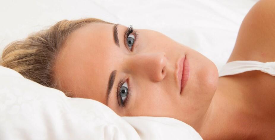 SØVNLØS De fleste har mareritt en gang i blant, men for noen blir det et så stort problem at man rett og slett kan kvie seg for å sovne.