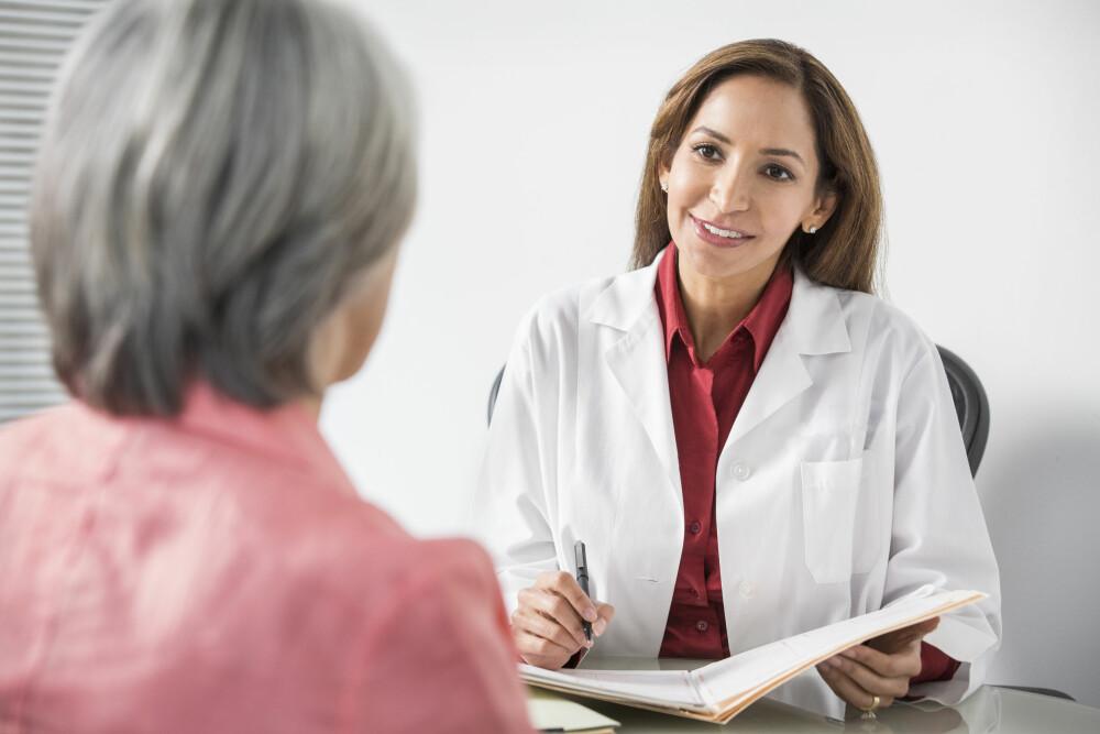 NÅR BØR DU GÅ TIL GYNEKOLOG: Mange tror at de bør gå til gynekolog en gang i året. Feil, mener ekspertene.