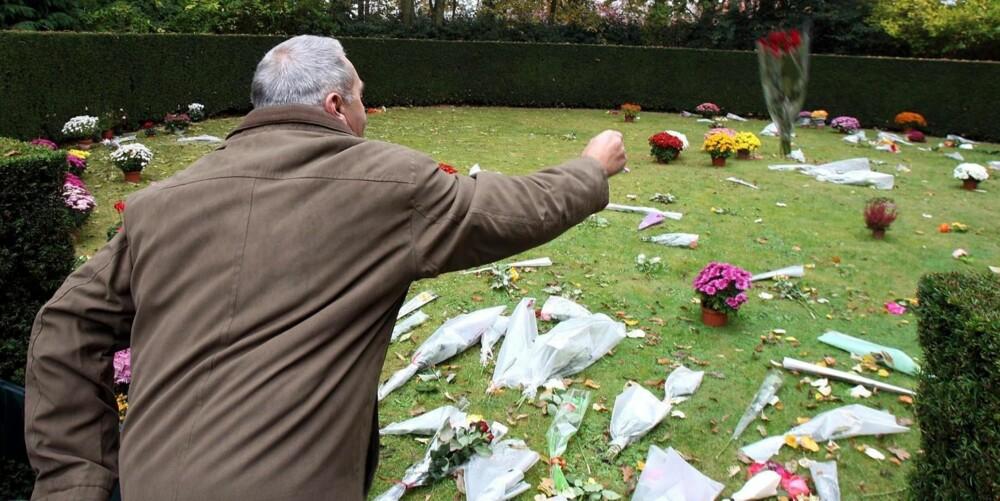 TABBER: Det finnes enkelte ting du absolutt ikke bør foreta deg under en begravelse.
