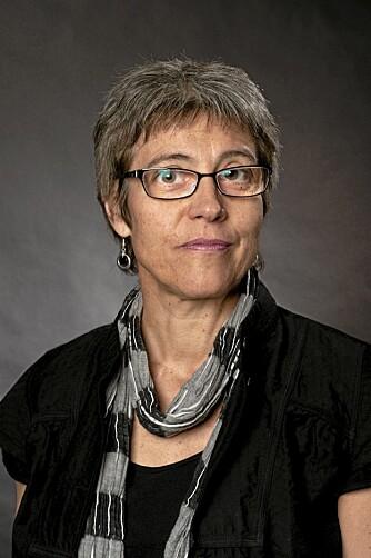 BRYT MØNSTERET: Forsker Carita Håkansson tror vi må være flinkere til å bryte ut av de tradisjonelle kjønnsrollene.