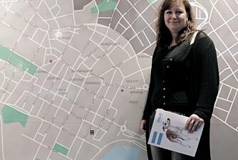 JOBBER MED RUSMISBRUKERE: Camilla Svingen er daglig leder for =Oslo. I snart ti år har hun jobbet for å gi rusavhengige en bedre hverdag.