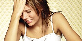 URINVEISINFEKSJON: Blærekatarr kan være smertefullt, men er ufarlig.