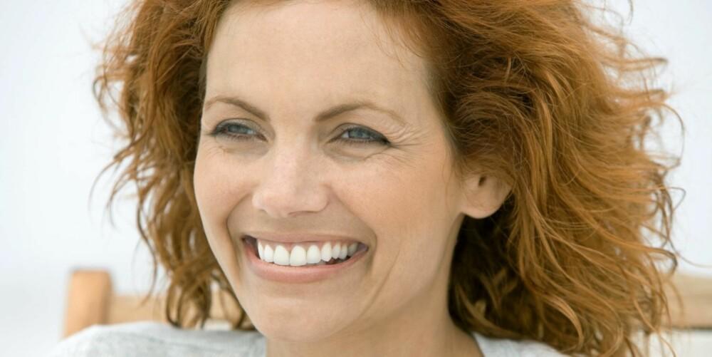 VARIERT: Utfordringer for de mellom 40 og 50 er kraftigere PMS-symptomer, mensrelaterte problemer, utbrenthetssymptomer, slitenhet, problemer med stoffskiftet, vektøkning, muskel-og skjelettsmerter og søvnproblemer.