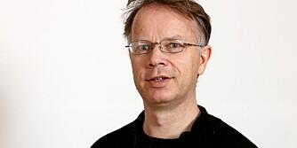 ORTOPEDIINGENIØR: Jarle Henningsen Aga