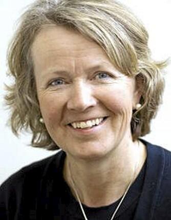 STOR STUDIE: Gro Jamtvedt ved Nasjonalt kunnskapssenter for helsetjenesten har ledet studien.
