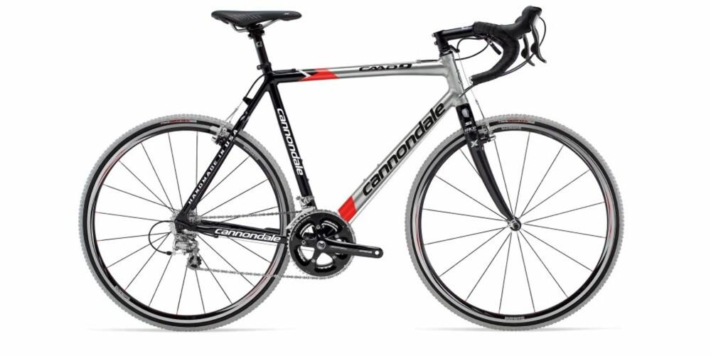 CYCLO CROSS: Ny sykkeltypen med bukkestyre og knastedekk.