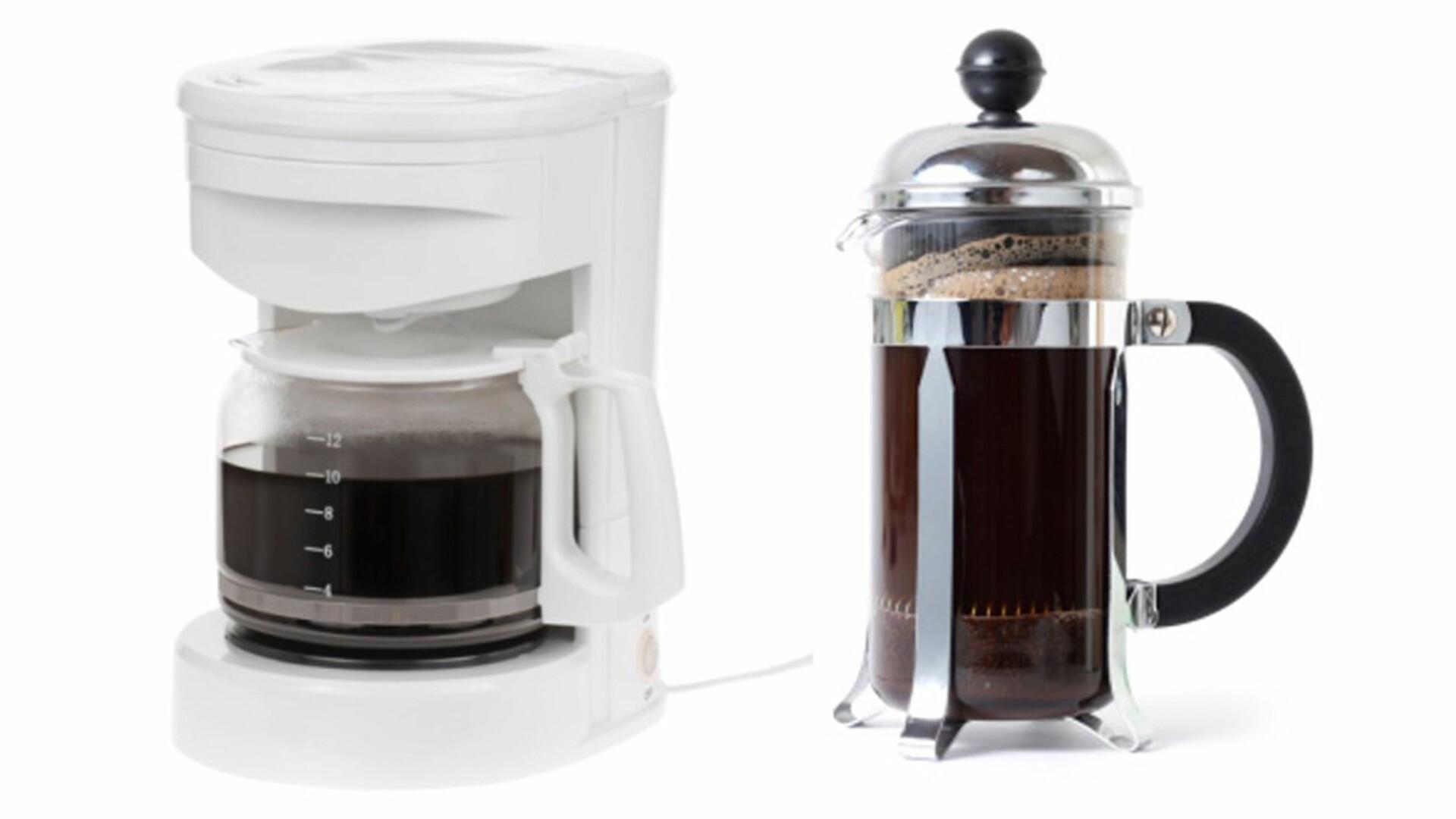 Presskanne Kaffe Farlig