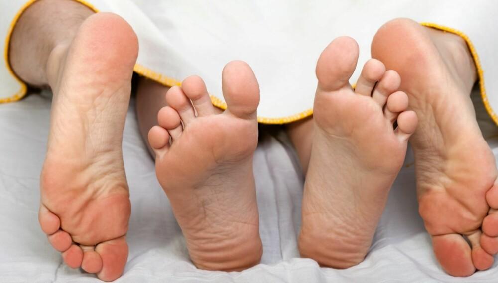MIDD OG STØV: Vi tilbringer mange av døgnets timer til sengs. Selv om det skal mye til for å ta skade av midd og støv, er det beste for helsen din å ha et soverom som rengjøres jevnlig.