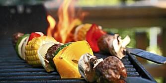 Det er et triks som gjør grillspydene perfekte.