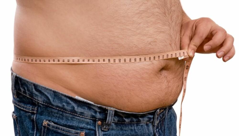 EN TVANGSLIDELSE? Er det en form for tvangslidelse at personer blir sykelig overvektige, håper forskere å kunne regulere impulsene til hjernen via psykokirurgi.