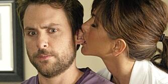 """SMÅBITING: Bortsett fra sextrakassering, er det kanskje ikke mye annet enn småbiting å lære av Jennifer Anistons opptreden i komedien """"Horrible Bosses""""."""