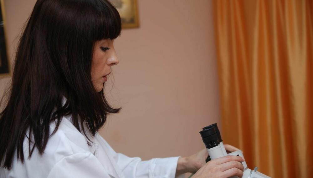 CELLEFORANDRINGER: Ved å behandle forstadiene ved alvorlige celleforandringer, forebygger man utvikling til kreft.