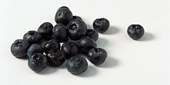 REDUSER KREFTRISIKOEN: Spis bær