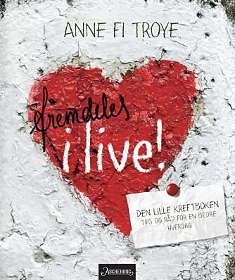 OVERLEVELSESGUIDE: - Jeg skrev ikke boken for å berge meg selv fra sorgen, men for å hjelpe folk med råd og tips jeg selv savnet, forteller Anne Fi.