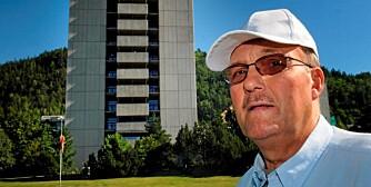 SAKSØKER: Ole Anton Tufte saksøker Sykehuset Buskerud etter penisamputasjon.