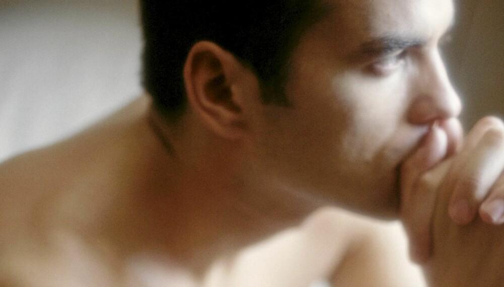 SLUTT Å LURE: Fire enkle øvelser kan hjelpe deg å identifisere testikkelkreft tidlig.