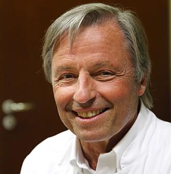 PROFESSOR: Dr. og professor Hartwig Huland ved Maritini-Klinik i Hamburg.