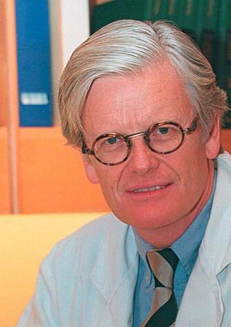 ADVARER: Plastisk kirurg Morten Kveim ville ikke anbefalt noen å gjennomføre en slik operasjon.