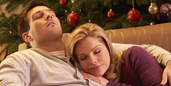 STAPPET: Propper du i deg fet julemat uten å passe på inntaket av fiber, blir du forstoppet og besværlig. Og trøtt og lei.
