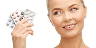 FLERE MULIGHETER: Hvilken p-pille du bør ha, avhenger blant annet av hvilken hormonkombinasjon som fungerer best med kroppen din.