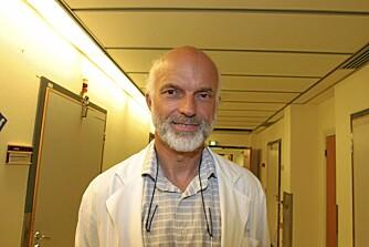 TARMEKSPERT: Dr. med Einar Husebye