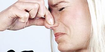 LUFT I MAGEN: Alle mennesker har gass i tarmen, men mengden varierer fra person til person.